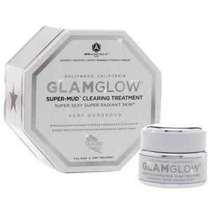 Sephora glam glow mud face mask